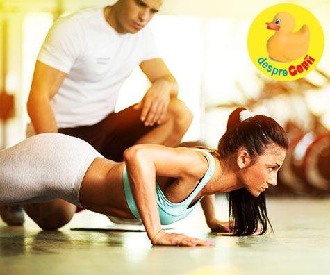 Am aflat care este cel mai bun exercitiu pentru a pierde in greutate