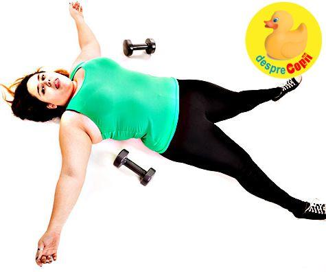 Ce se intampla cu corpul tau dupa 2 saptamani in care nu faci exercitii fizice?
