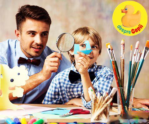 6 Secrete pentru a descoperi talentul copilului tau