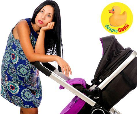 12 subterfugii pentru proaspetele mamici