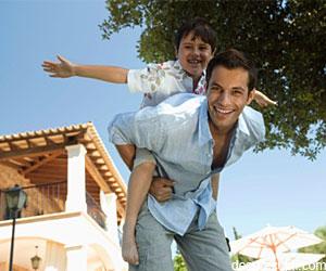 Lipsa dragostei paterne poate distruge viata unui copil