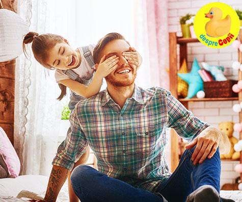 Sunt taticii acum mai implicati in parenting?
