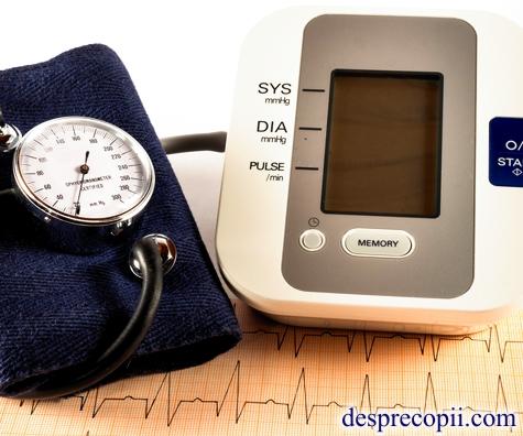 10 lucruri importante despre tensiunea arteriala pe care trebuie sa le stii