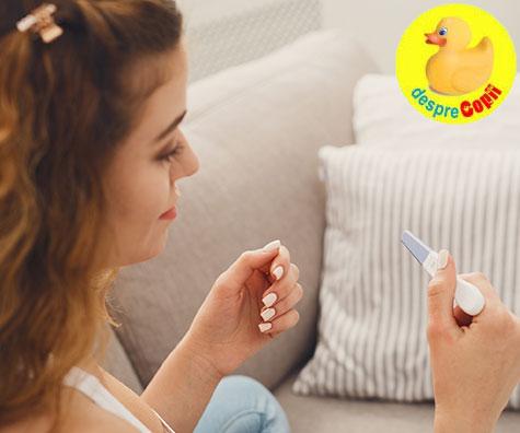Cand testul de sarcina este pozitiv: 3 intrebari care apar imediat