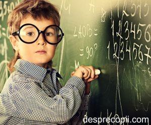 Ce tip de inteligenta are copilul tau: teoria inteligentei multiple