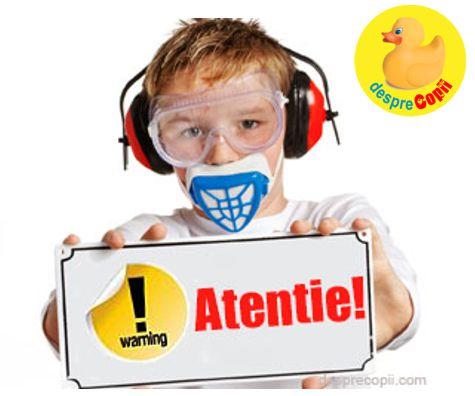 11 substante nocive care afecteaza permanent sanatatea copiilor