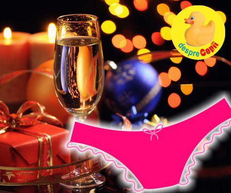 Chiloti roz sau rosii, cenusa, duhuri si bubuituri: traditii de Anul Nou de pe planeta Albastra