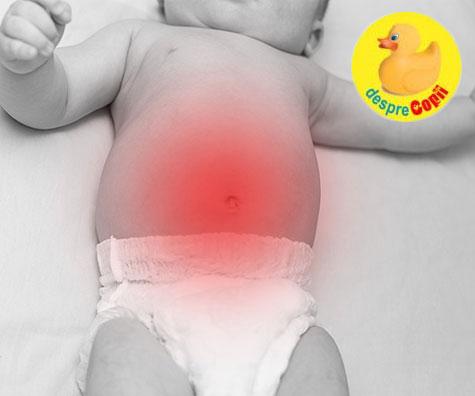 Tratamente si remedii pentru colicile bebelusului
