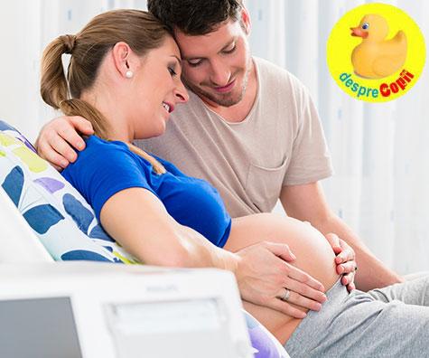 Tinerea de mana a viitoarei mame in timpul nasterii ajuta cu adevarat