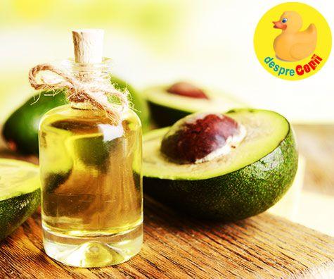 Uleiul de avocado este noul ulei de nuca de cocos