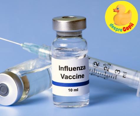 Vaccinul antigripal – e prea tarziu sa-l facem?