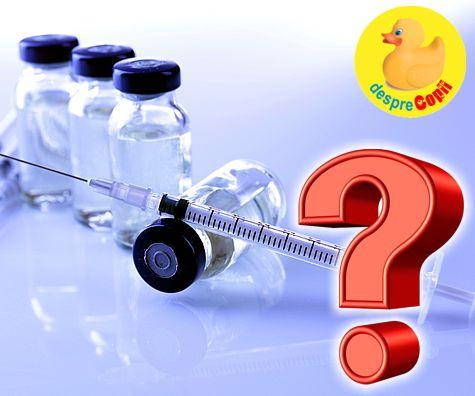 PRO si CONTRA vaccinare, dezbatere
