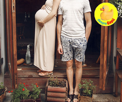 Cum puteti sa va ajutati partenera in timpul sarcinii  - cateva sfaturi pentru taticii insarcinati