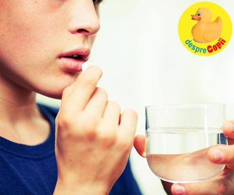 Vitaminele: Cat de mult este prea mult?