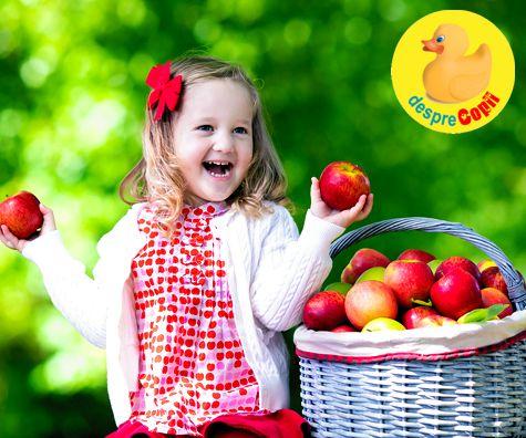 Vitaminele pentru copii: cand sunt necesare si de ce